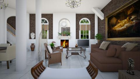 Davis Isle DML - Classic - Living room  - by Lackew