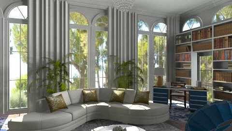 The Roaring Twenties - Glamour - Living room - by deleted_1520806422_Roxy