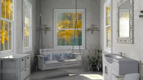 take your time - Classic - Bathroom  - by deleted_1550519236_sorroweenah