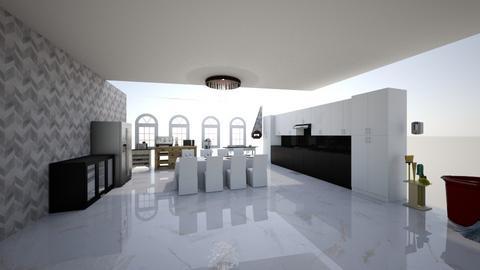 kitchen - by 0952387owen