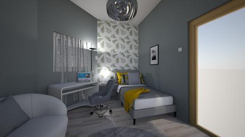 Idealniee - Bedroom  - by Nataliaa18