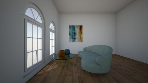 final project l - Living room  - by tng