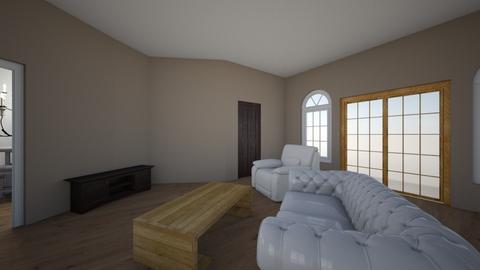 bryce crabtree - Living room - by bryce crabtree
