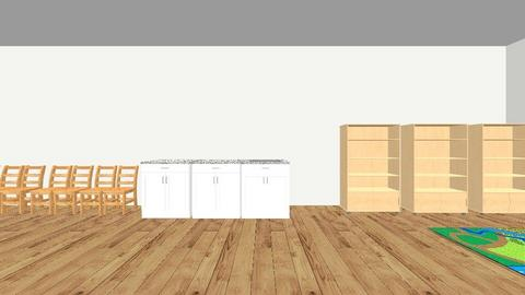 loksa - Kids room  - by anuzka