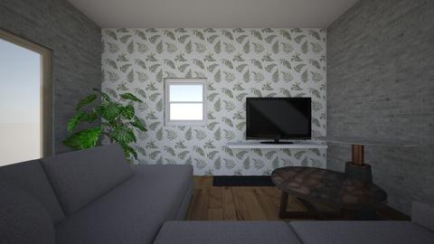 living room froukje - Living room  - by reynaertcollege