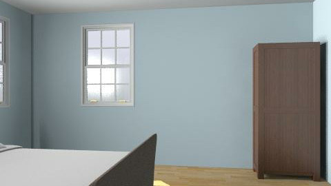 My Room - Retro - Bedroom  - by sunshinelove