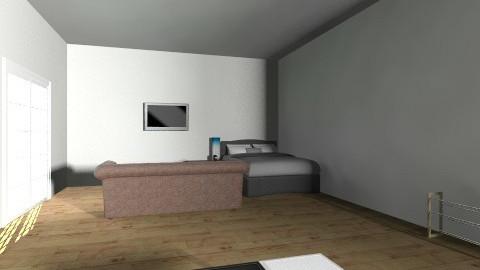 bedroom techno - Eclectic - Bedroom  - by AUSTIN BUSCHER
