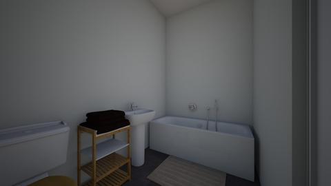 AmyC Bathroom - Bathroom - by MetalGuru