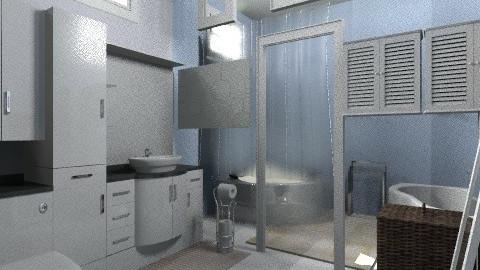 simple is always good - Minimal - Bathroom  - by nixxatheya