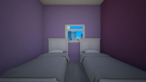 rooom - Bedroom - by ana clara garcia