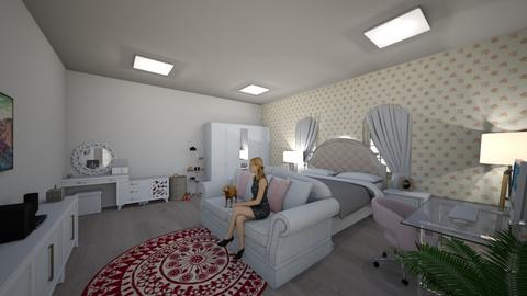 Bedroom supawadee - Bedroom  - by supawadee kerdphon