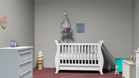 babyyyyyyyyiyyyyyyyyyyyyyyiii - Classic - Kids room  - by jdillon