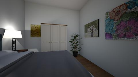 bedroom - Bedroom  - by Architect05