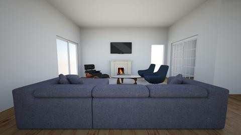 N Stojanovich Living Room - Living room  - by jtvalentin