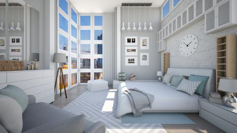 bdrm - Bedroom - by Senia N