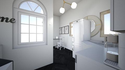kitchen design - Modern - Kitchen  - by ekynaston502