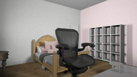 My DreamRoom - Glamour - Kids room  - by desingergirl12