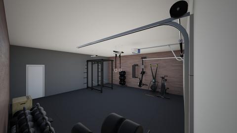 Garage GymM - by rogue_e65d4d4dd9732b1d68e3b2a884e44