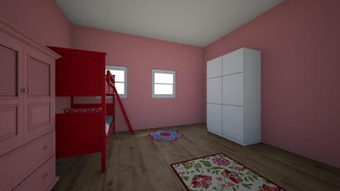 hanna2 - Glamour - Kids room  - by szaboi