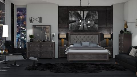 M_ D N I - Bedroom  - by milyca8