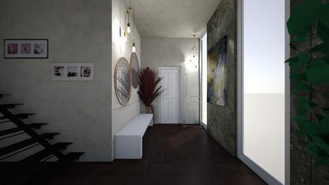 Hallway - by Kaya0330