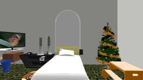 Jory - Vintage - Bedroom  - by WHORIE