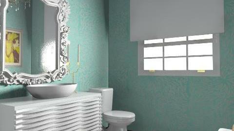 Le Mongerie Cafe - Classic - Bathroom - by Nictoriassecret