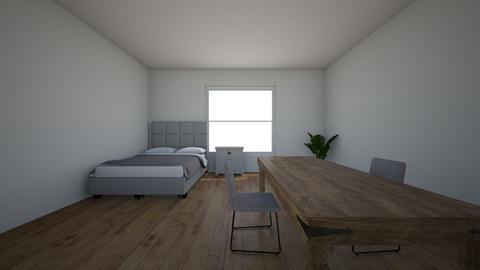 single room - Bedroom  - by mackenziemb