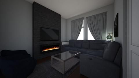 scrap1 - Living room  - by samadmiah