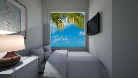 Bedroom with Beach View - Bedroom  - by SaraL4472