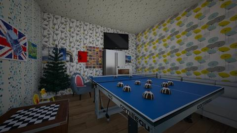 Dope room - Eclectic - Kids room - by dombac111