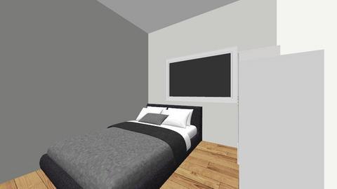 GuestRoom - Bedroom  - by nazmulbd