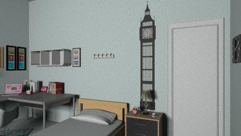 visaotres - Feminine - Bedroom - by lopez_rica