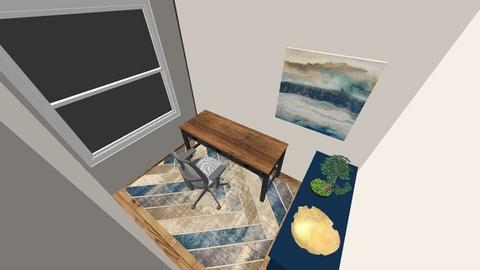 escritorio - Office  - by Rutejsr