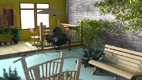 Garden - Classic - Garden - by Norcsi22