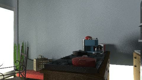 cozinha retro 24 - Retro - Kitchen  - by madal_23