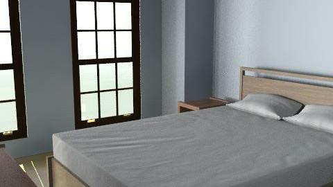 Seth Bader Bedroom 2 - Modern - Bedroom - by Bryan Marquardt
