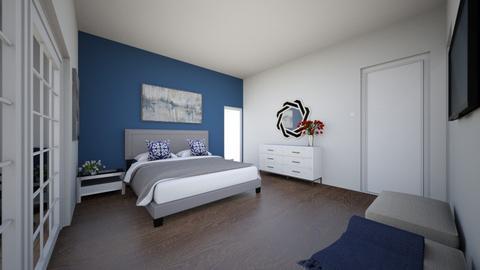 Master Bedroom Rocio - Modern - by rociodiskin