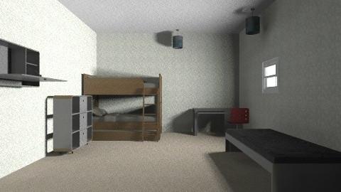 kid s room  - Classic - Kids room  - by muzammil