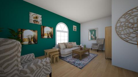 LL Fairfax angle 3 - Classic - Living room  - by Lee_Longlands