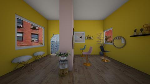 Hair Styler - Eclectic - Office - by HippieHorse