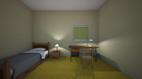 Childhood Bedroom 02 - Kids room  - by WestVirginiaRebel