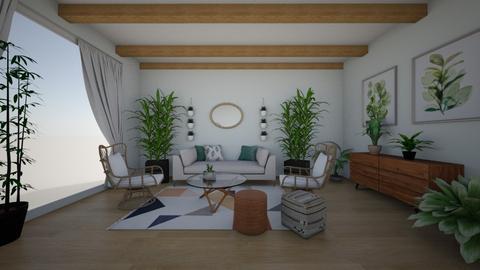 Indoor Plant Room - Living room  - by meganarnold508