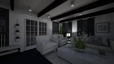 Back Room 1 - Living room  - by roomybabes009
