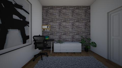 mo - Office - by LeLebear