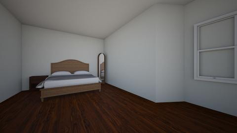 Addilyn_Hansen_P2 - Bedroom  - by HMS Students