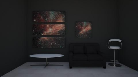 Galaxy - Living room  - by Cuddle_Puppy