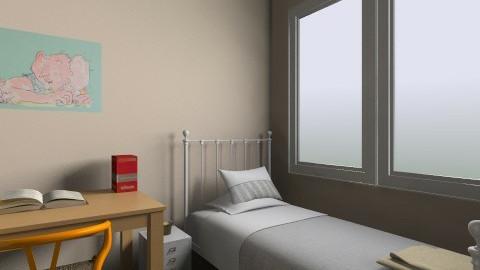 myroom - Vintage - Bedroom  - by jurijulieson