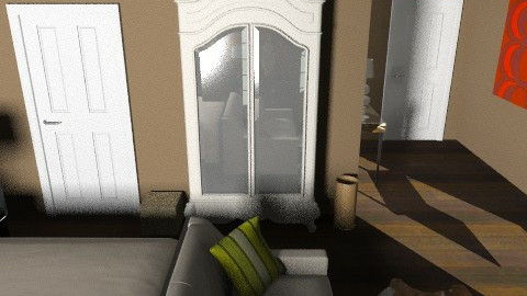 johnnyverse - Retro - Bedroom  - by johnnyverse