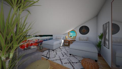 hotel - Bedroom  - by yulamalina